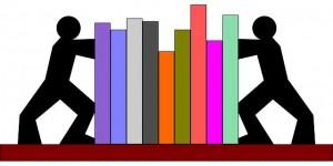 Bücherregal mit einem Regal Konfigurator planen